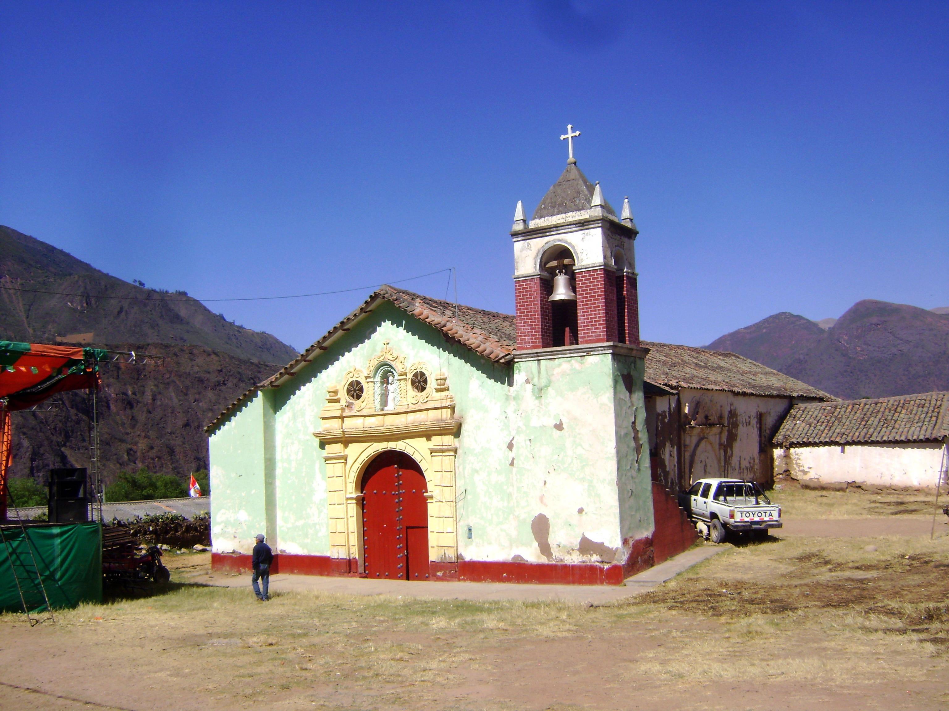 Iglesia Ninabamba